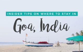 Where to Stay in Goa: Best Places to Stay