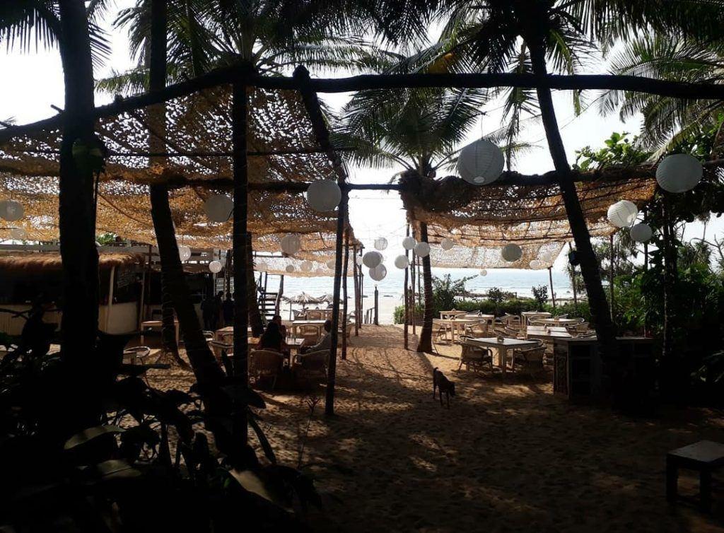 Anahata Beach Resort, Goa, India