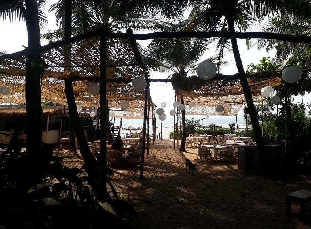 Anahata Beach Resort, Goa, India