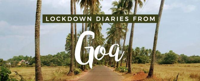 Goa Lockdown Diaries