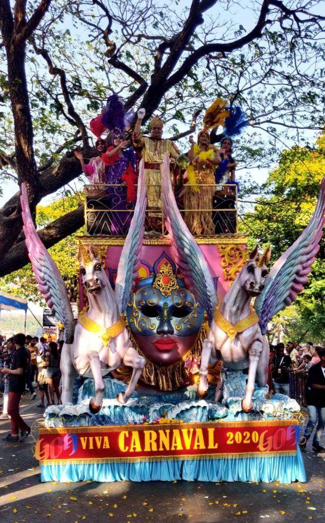 Panjim Carnaval, Goa, India