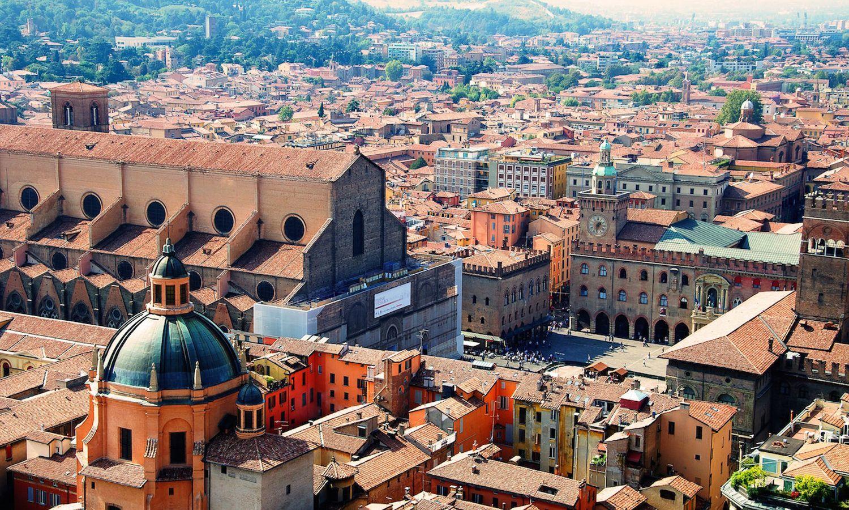 Bologna, Northern Italy