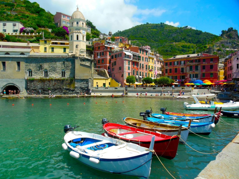 Vernazza, Cinque Terre, Northern Italy