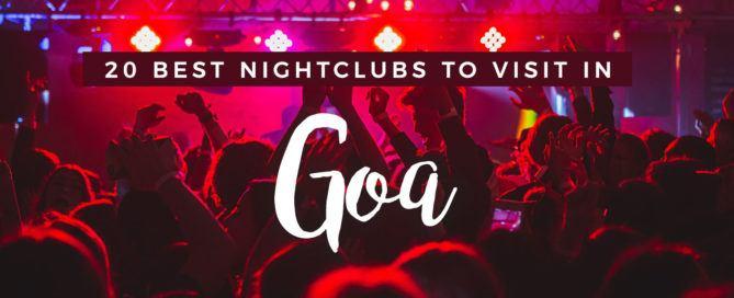 Goa Nightclubs