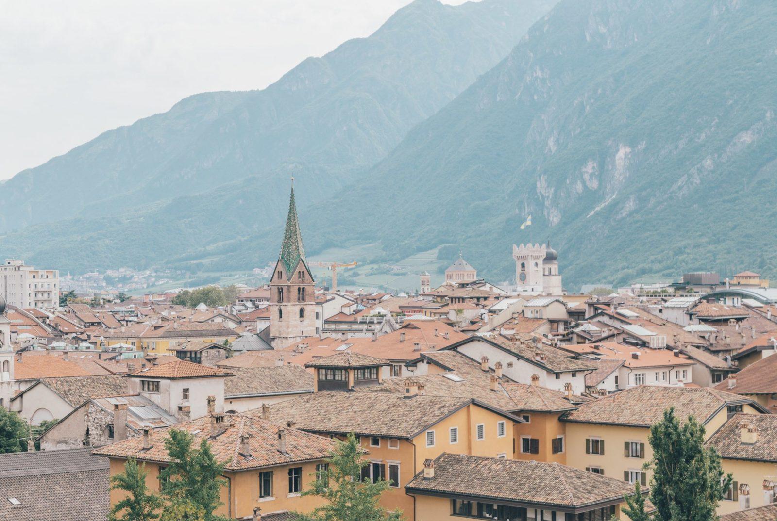 Trento, Northern Italy