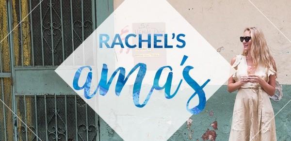 Rachel AMA Box