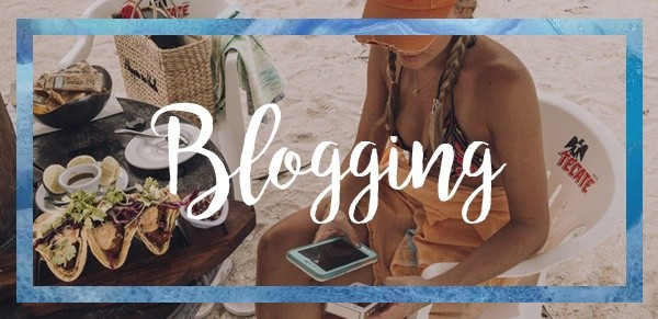 Blogging Rectangle Box