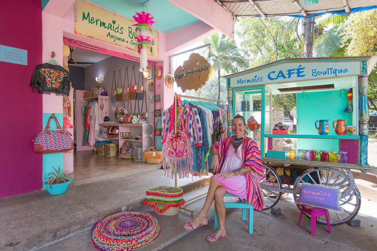 Mermaid Boutique, Goa Boutiques, India
