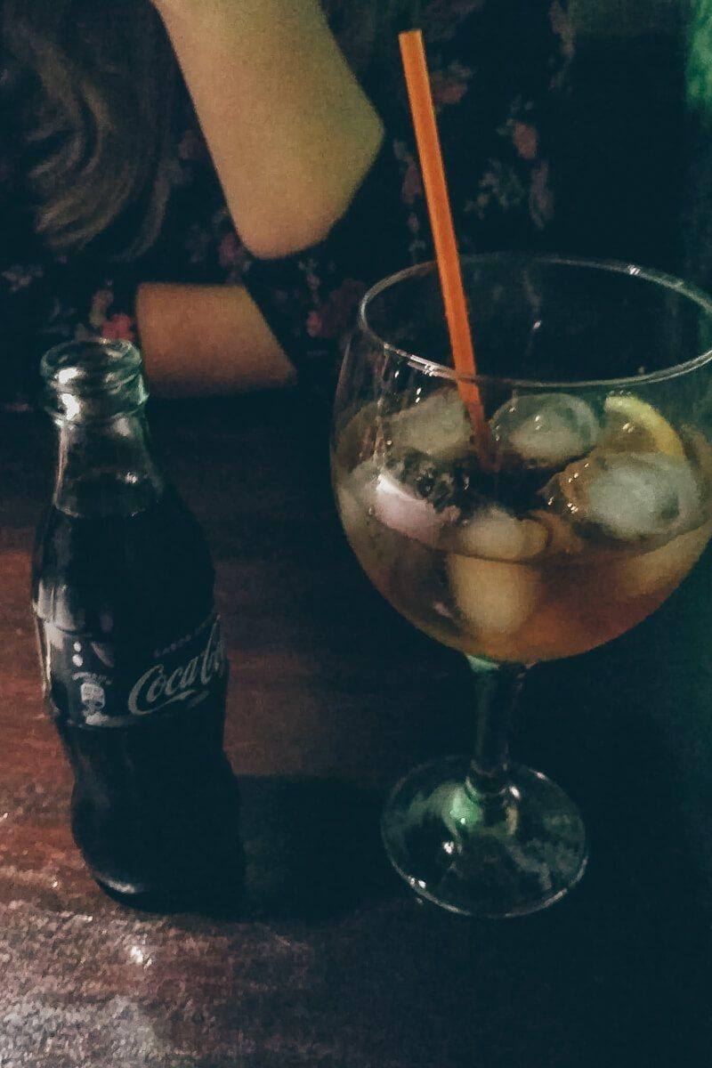 Mixed Drinks in Tenerife, Spain