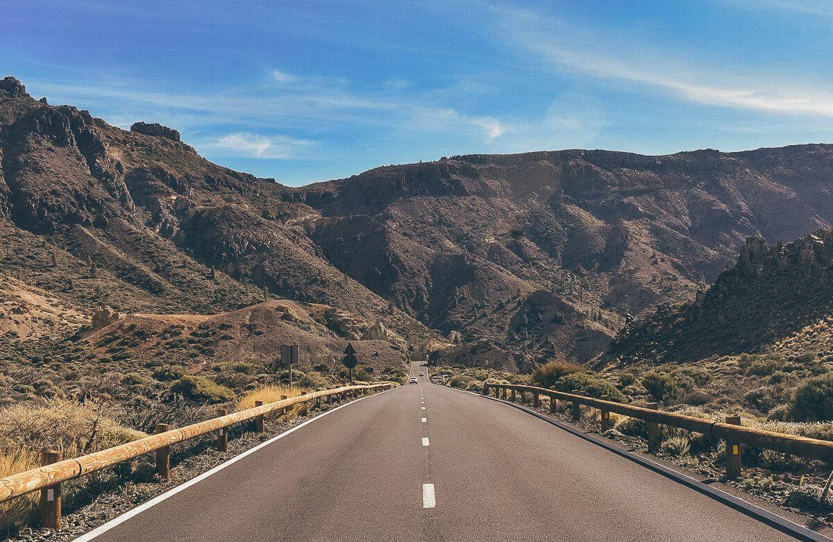 Road Trip in Tenerife, Spain