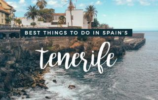 Things to Do in Tenerife, Spain