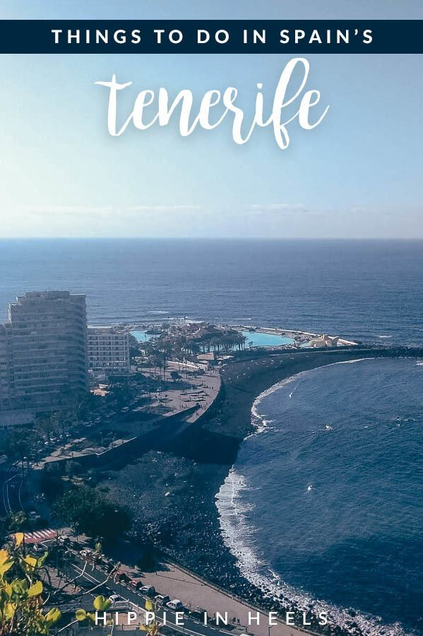 All the best things to do in Tenerife in the Canary Islands, Spain | tenerife canary islands, tenerife things to do, tenerife spain