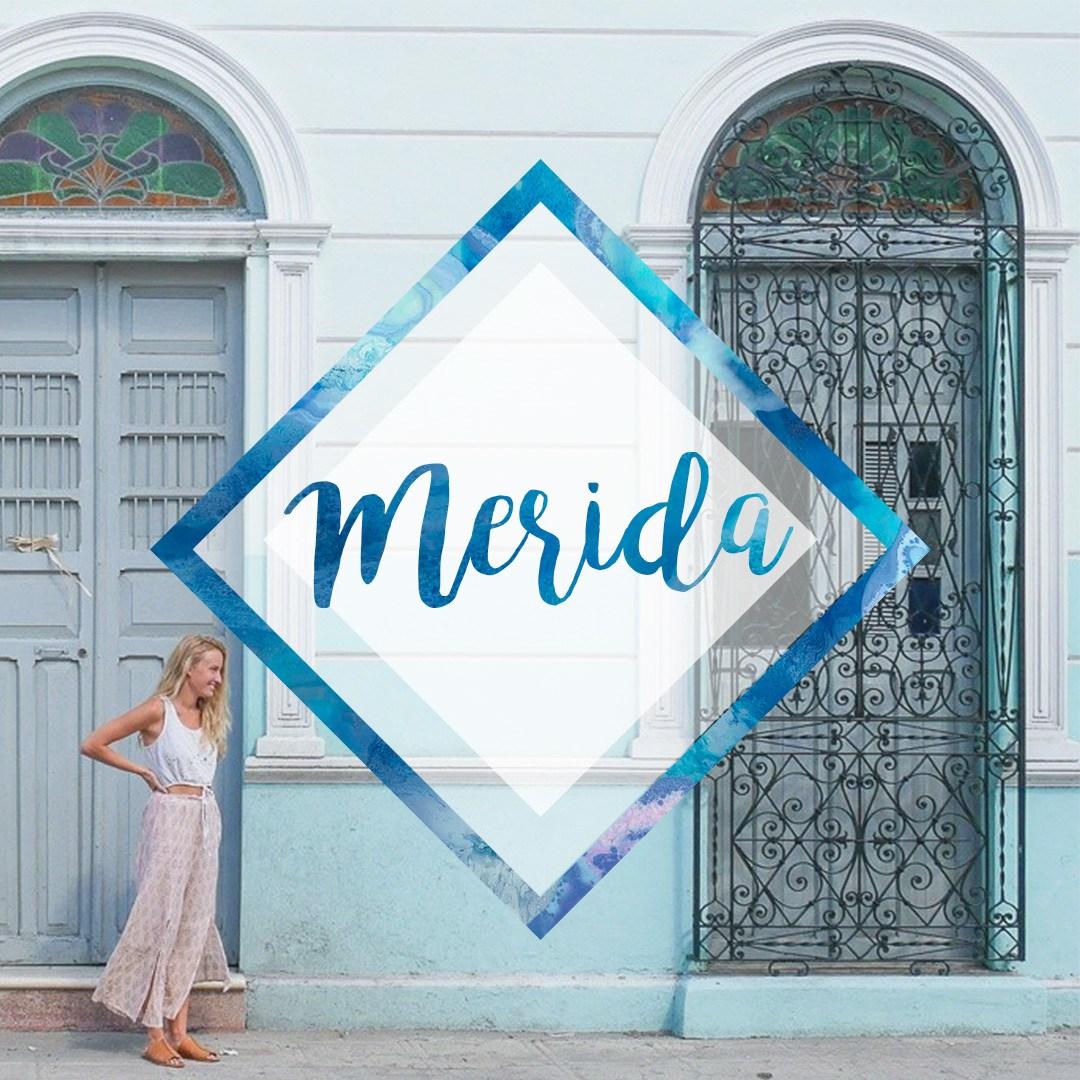 Merida, Mexico Blog Posts