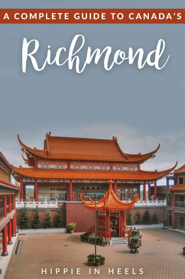 All the best things to do in Richmond, British Columbia in Canada