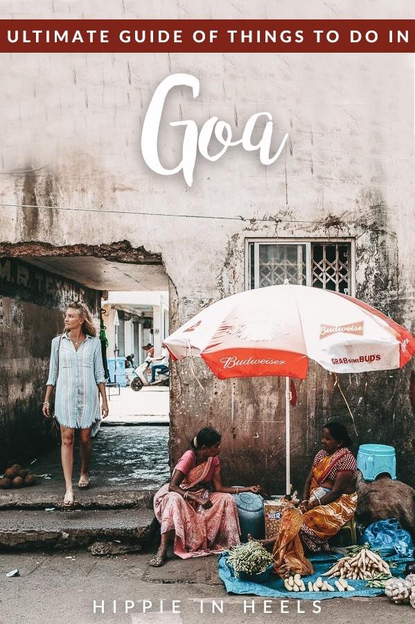 All the best things to do in Goa India | goa travel, goa beaches