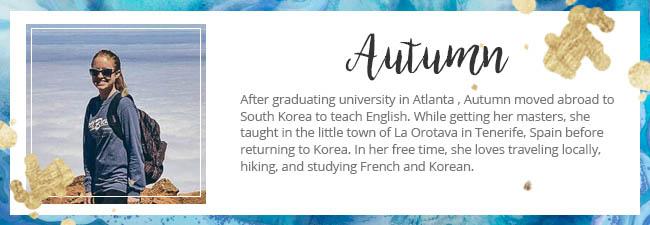 Autumn Author Bio
