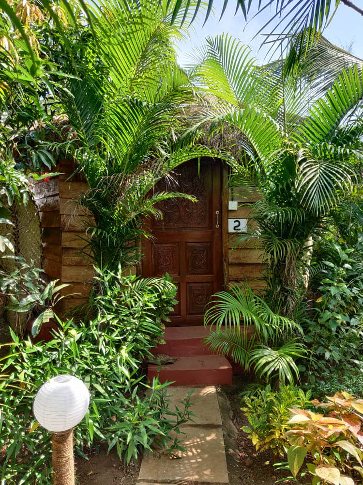 Wooden Cottage, Wigwam, Goa