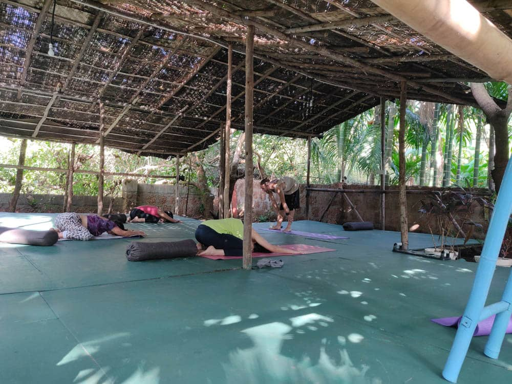 Yoga, Wigwam, Goa