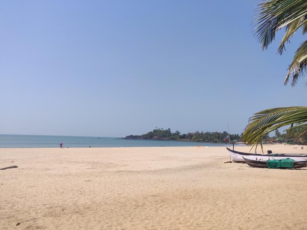 Casa Jaali Patnem Beach