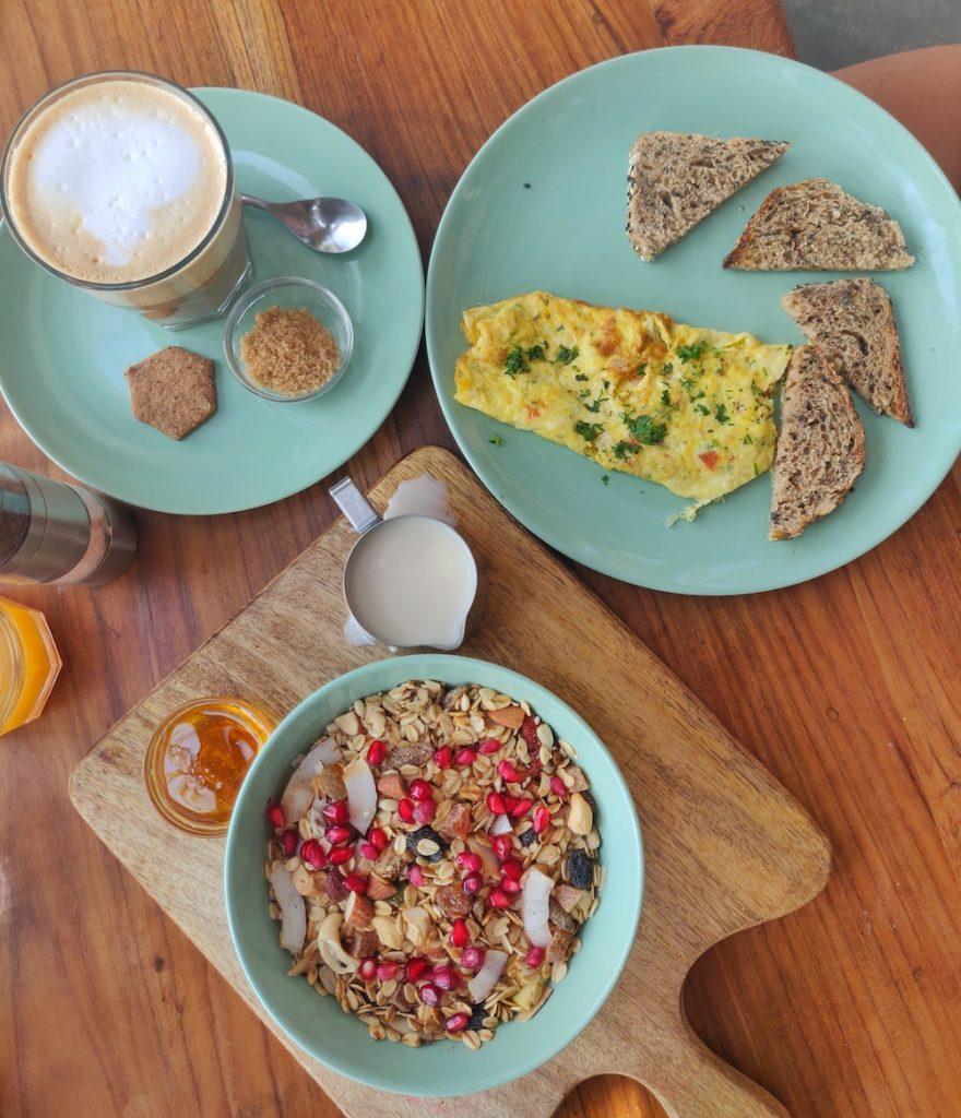 Casa Jaali Breakfast
