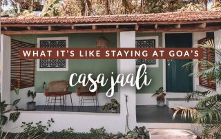 A Review of Casa Jaali in Goa