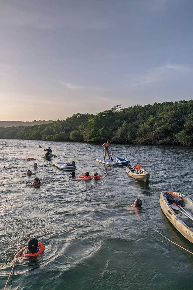 Morjim Kayaking