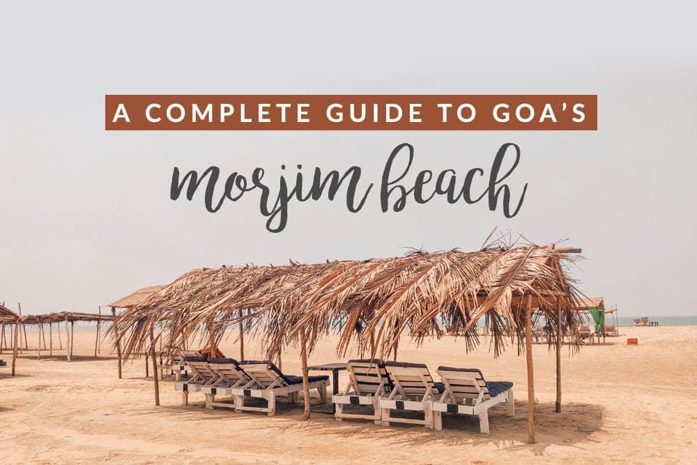 Morjim Beach, North Goa