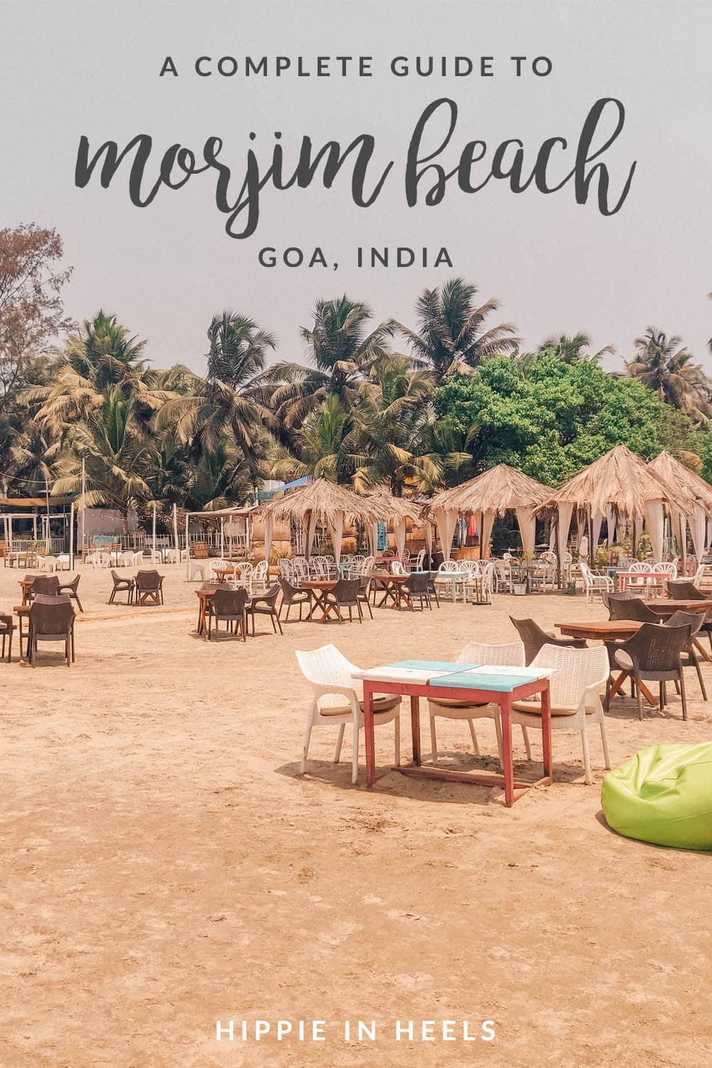 All the best things to do in Morjim Beach in North Goa, India