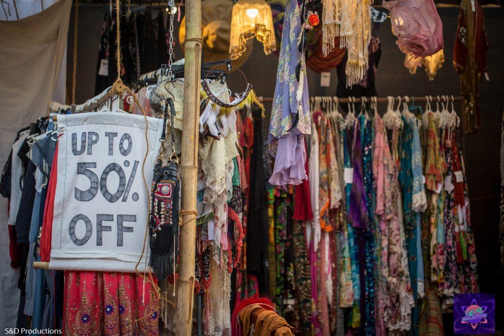 Goa Collective Bazaar Shopping