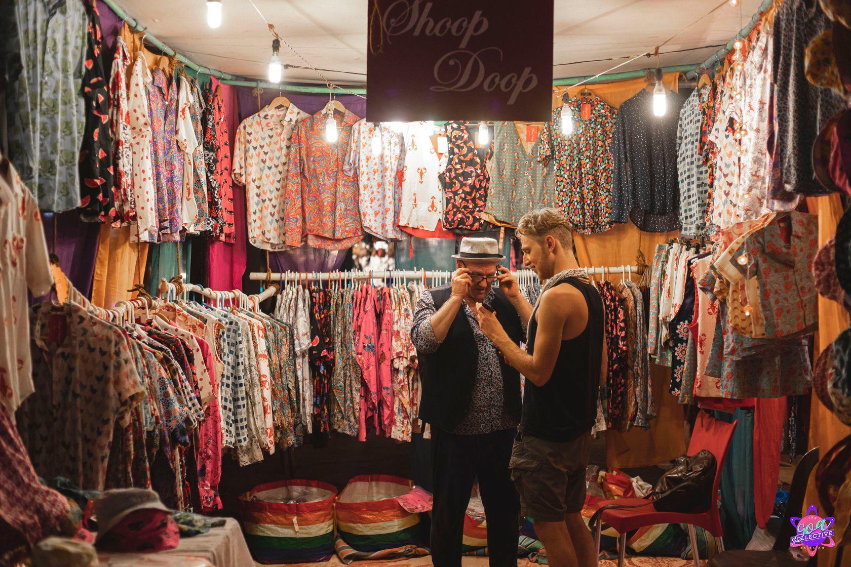 Goa Collective Bazaar Shoop Doop