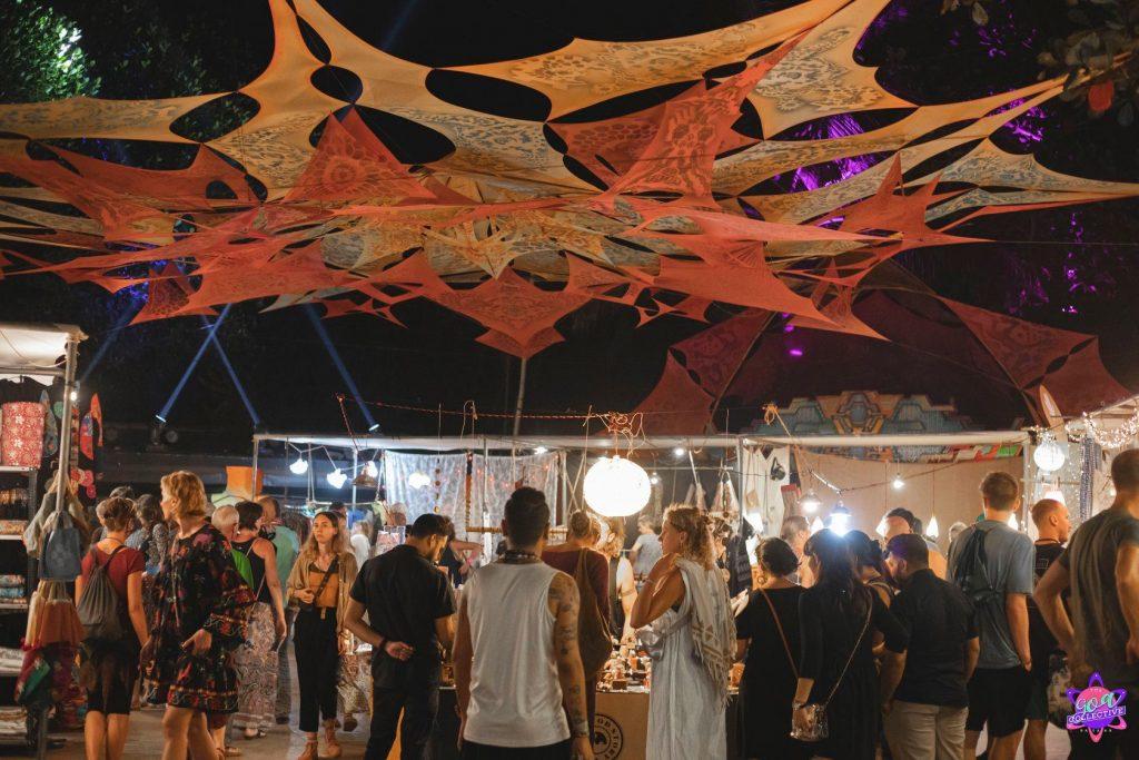 Goa Collective Bazaar Night Market