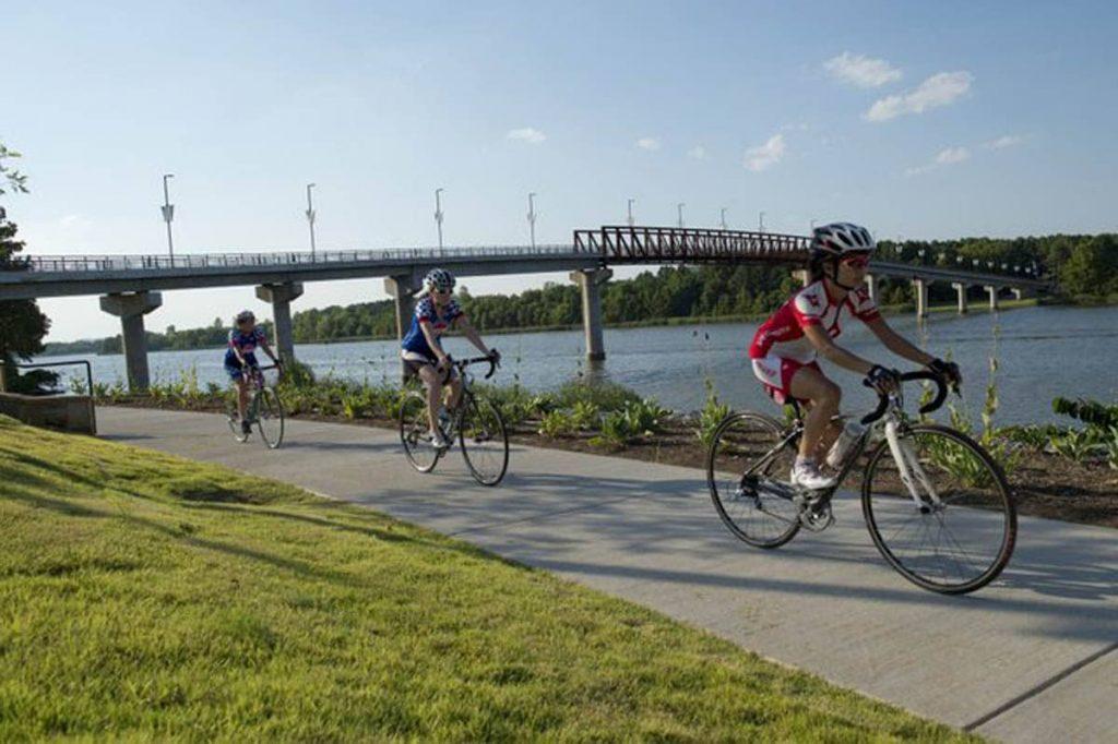 Two Rivers Bridge, Little Rock, AR