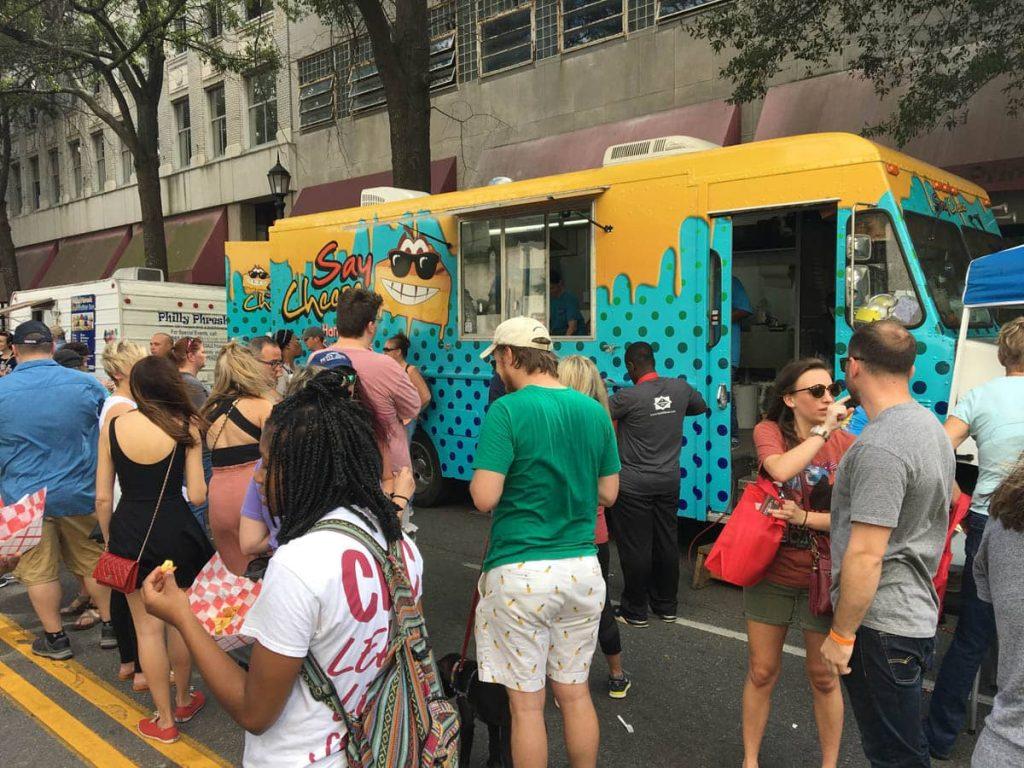 Food Trucks in Little Rock, AR
