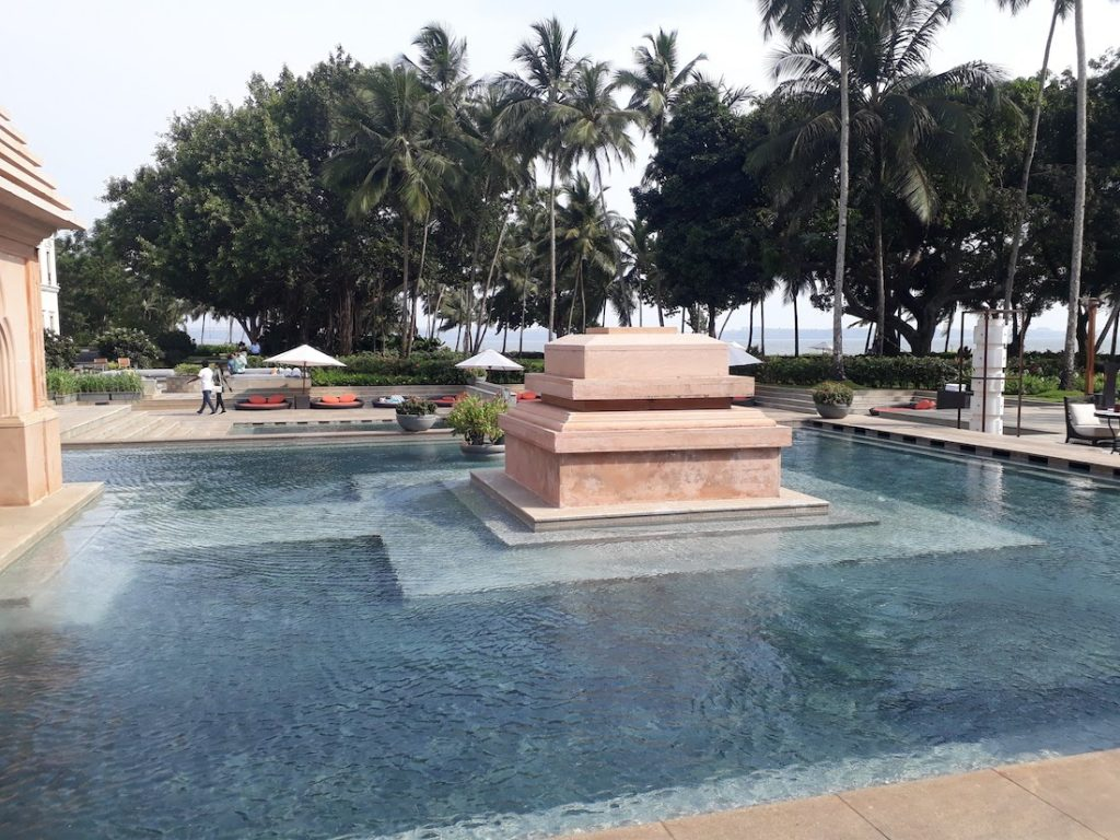 Grand Hyatt Swimming Pool Bambolim