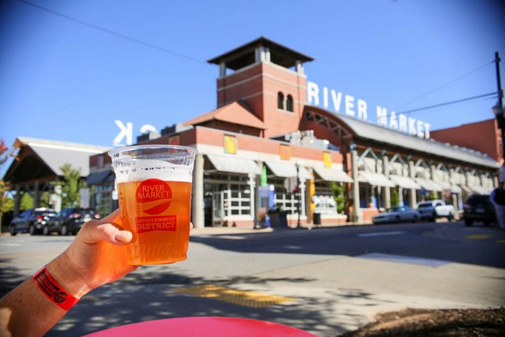 River Market, Little Rock, AR