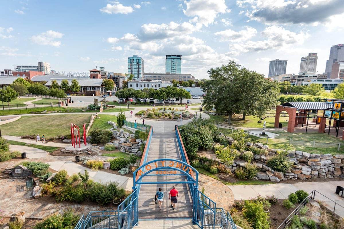 Riverfront Park, Little Rock, AR