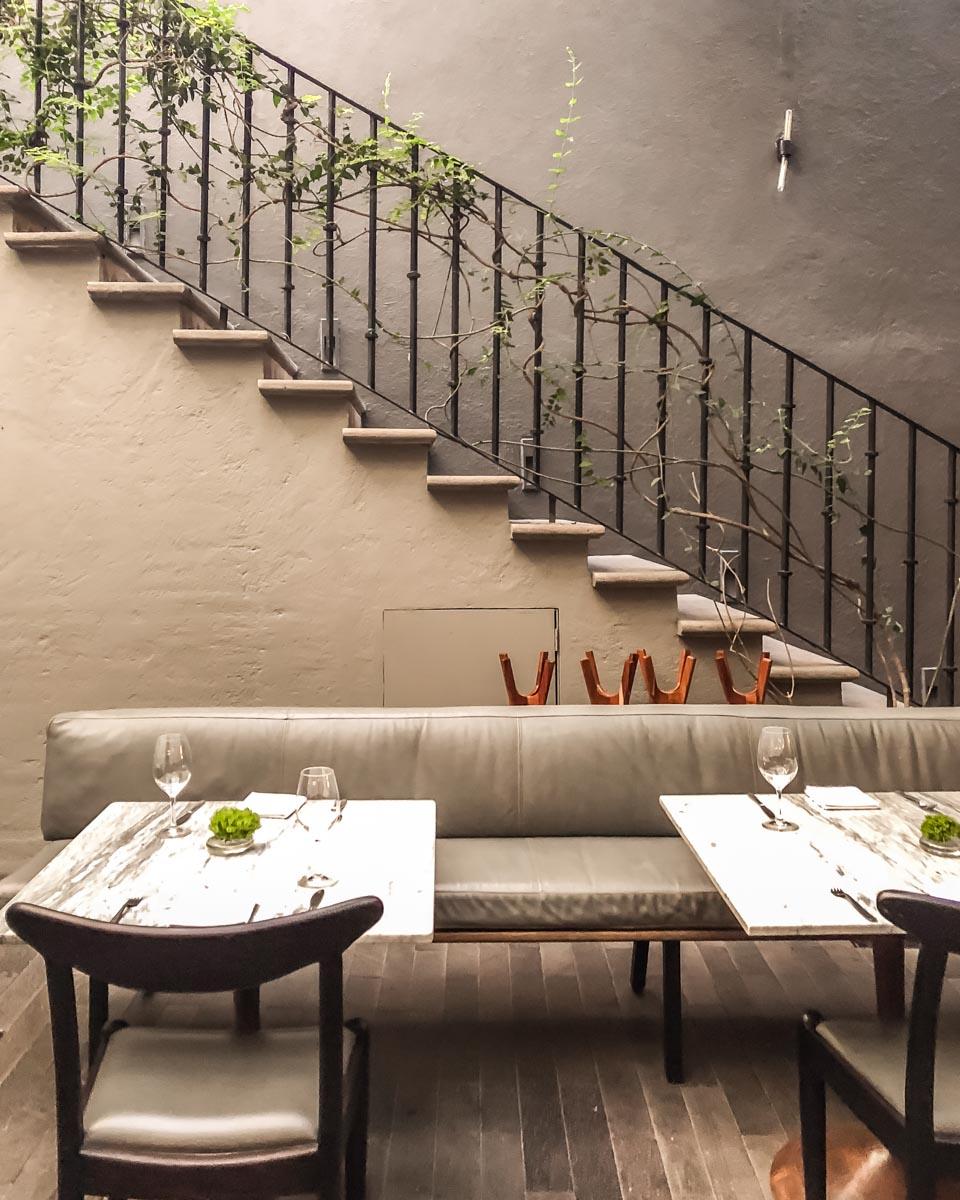 Aperi Restaurant, San Miguel Allende, Mexico