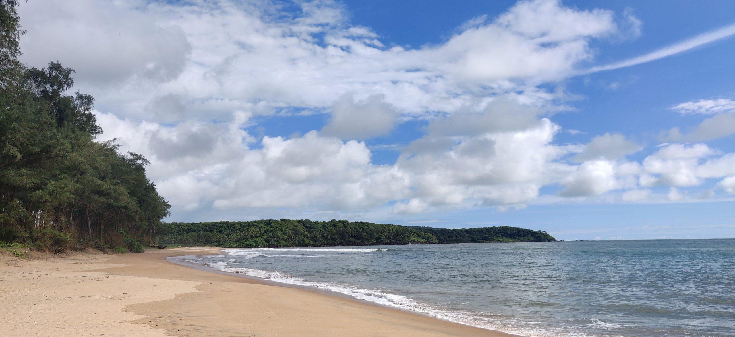 Galgibaga Beach, Goa, India