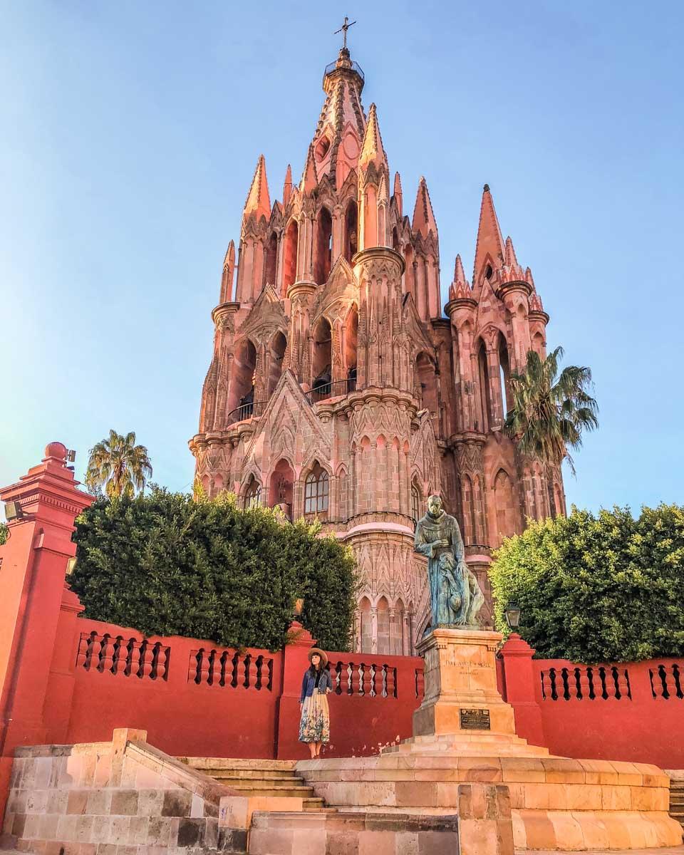 Parroquia, San Miguel Allende, Mexico