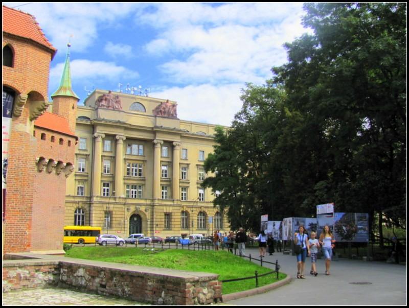 medieval krakow poland