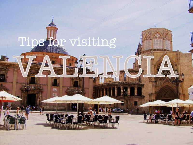 tips for valencia, backpacking valencia