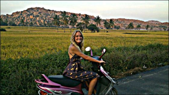 india travel bucket list hampi ride a bike