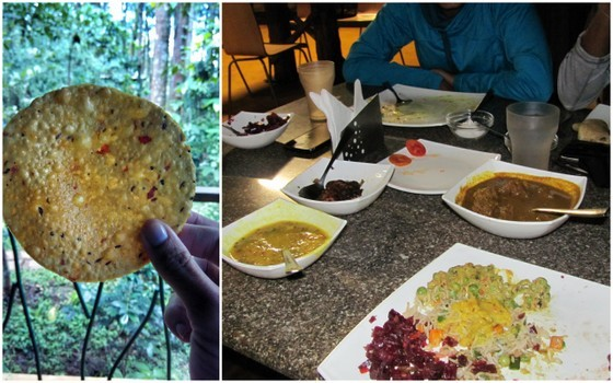 guide to south indian food papad