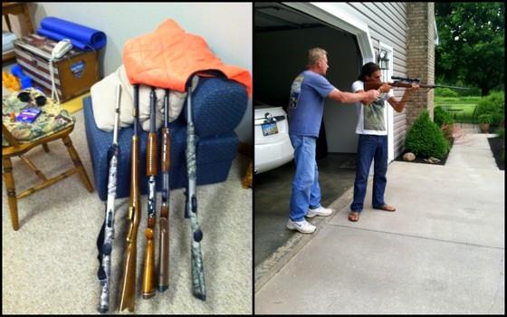 ohio country guns and amish