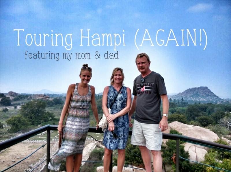 one day in hampi