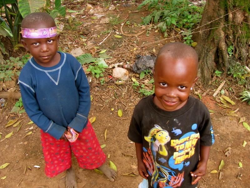 africa, kampala, children, smiles, happy