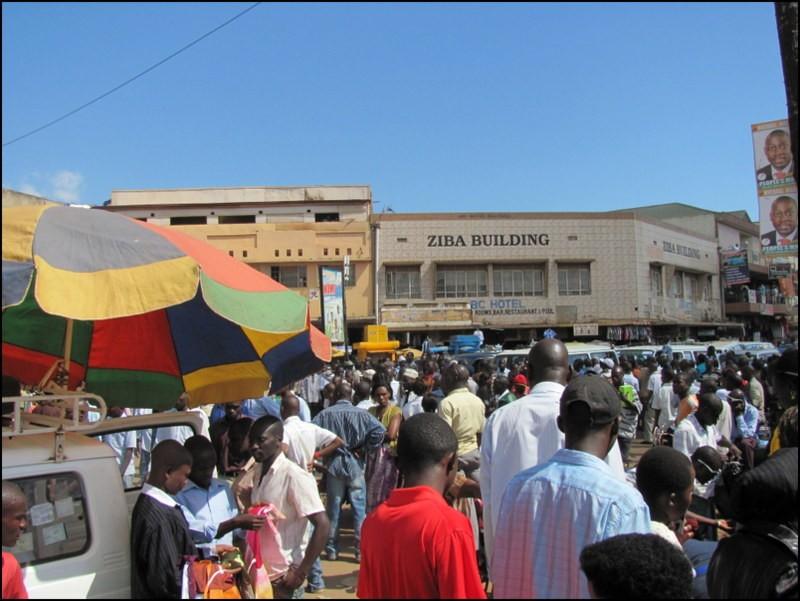 uganda corruption terrorism love