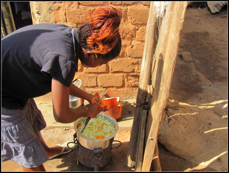 cooking ugandan dishes