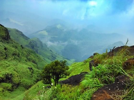 backpacking coorg Hiking Thadiyandamol