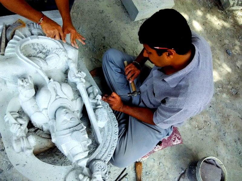 mysore art sculptors